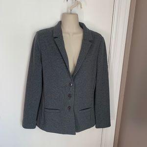 Paul Stuart Italian made wool knit jacket/blazer